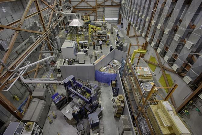 Research infrastructure: Large-scale laboratory