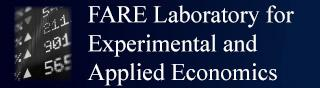 FARE Laboratory for Experimental and Applied Economics